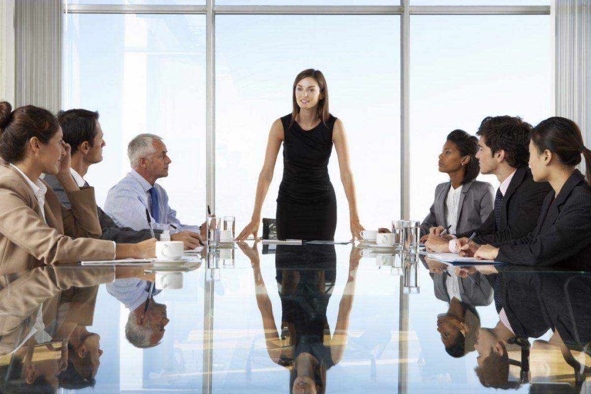 En Latinoamérica, solo 15% de las mujeres ocupan cargos directivos