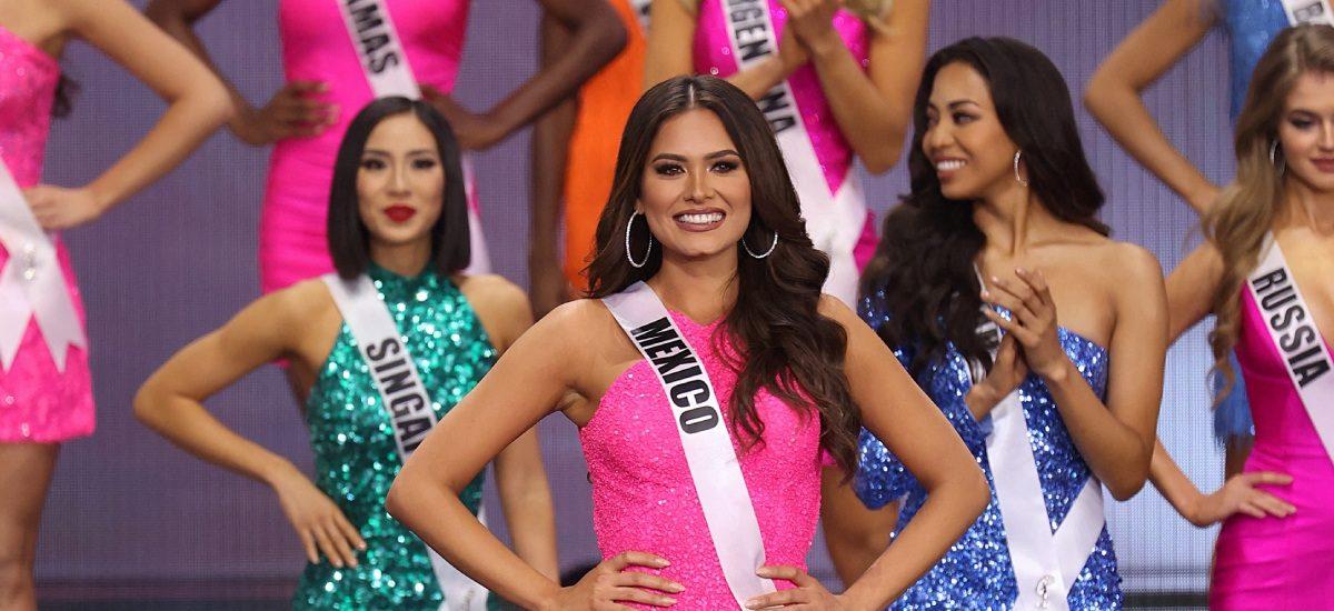 Miss México fue elegida Miss Universo 2021