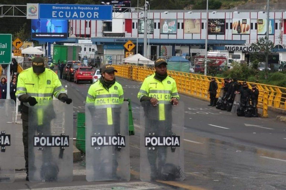 Fronteras terrestres y marítimas continuarán cerradas en Ecuador
