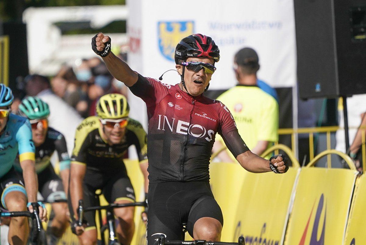 El presidente Moreno felicita a Richard Carapaz por ser el primer ecuatoriano en el Tour de Francia