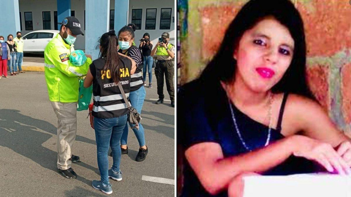 Encuentran al bebé de ciudadana venezolana asesinada en Huaquillas