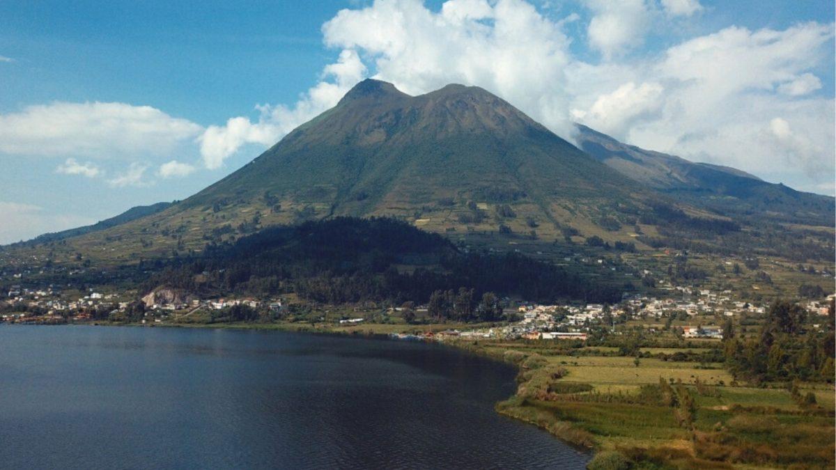 Taita Imbabura declarada nueva área protegida de Ecuador