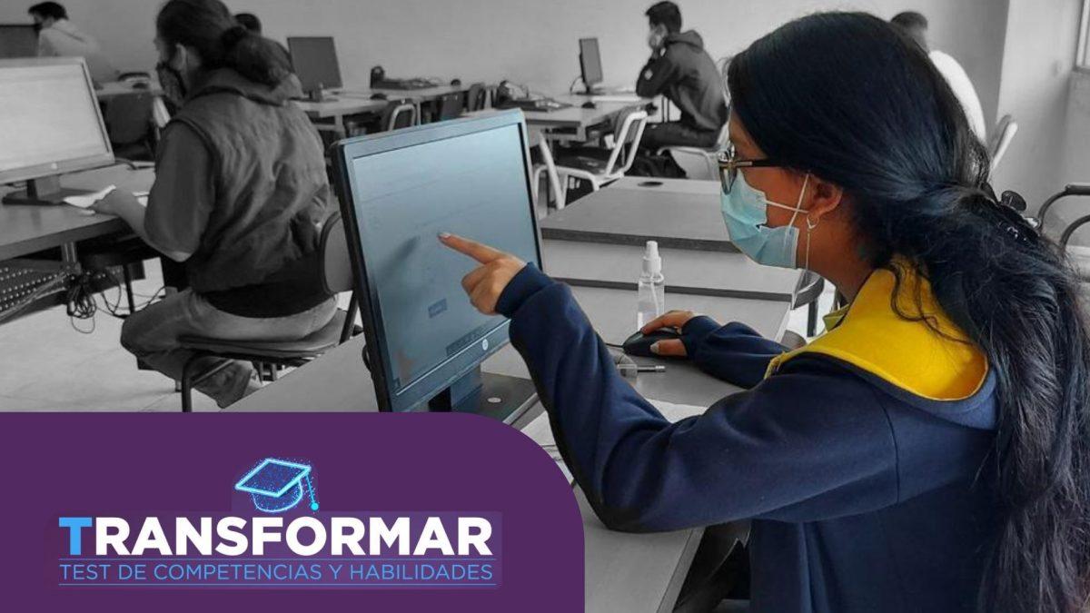 Examen Transformar: ¿Qué pasará con los aspirantes que no pudieron rendir el test?