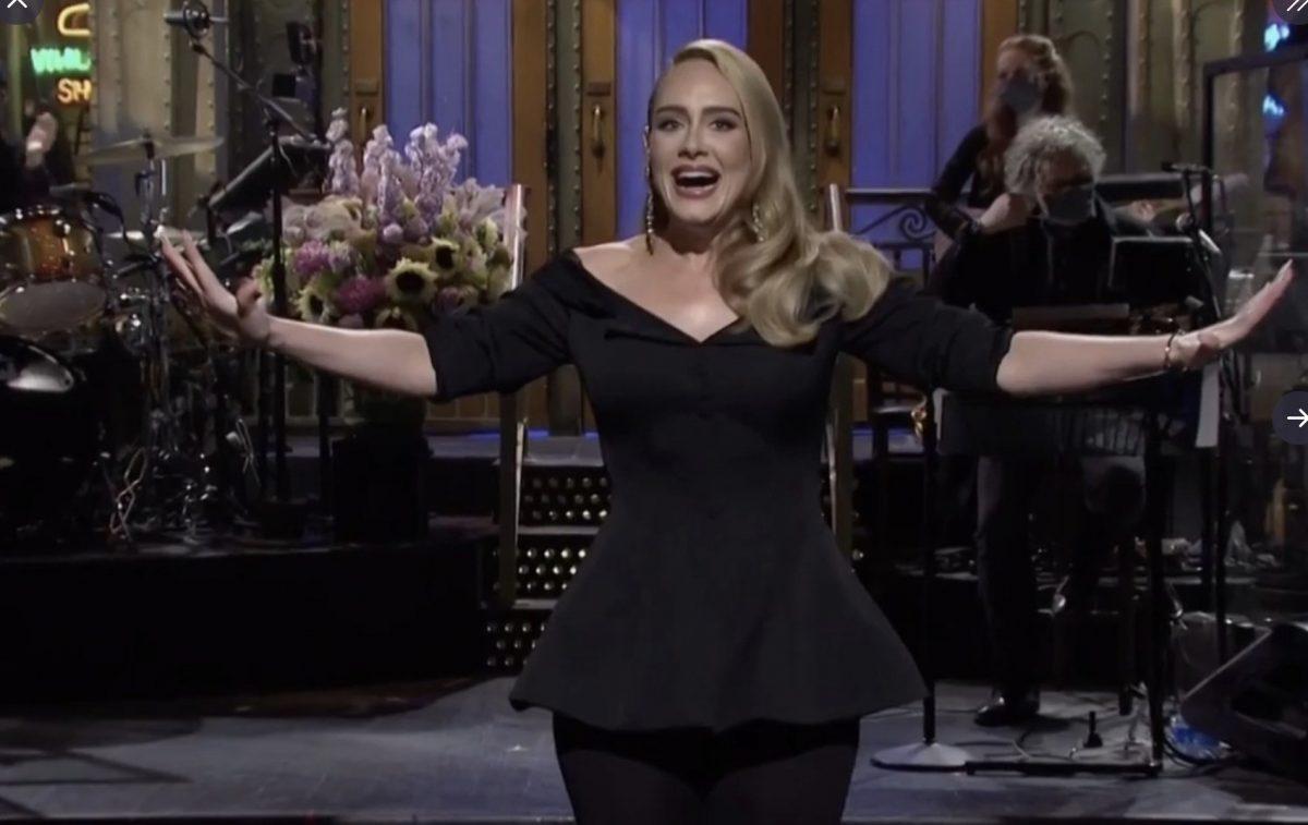 VIDEO | Adele reaparece en televisión: ''Traje solo la mitad de mi''