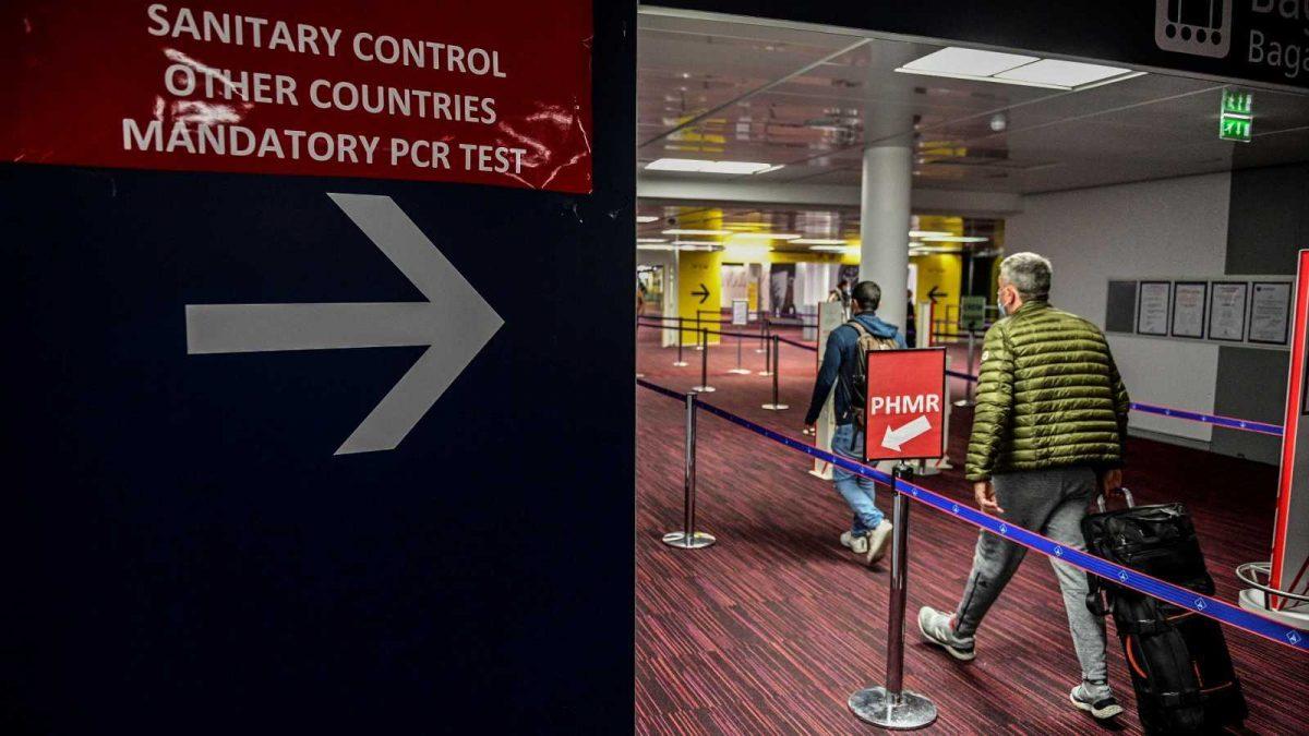 El Reino Unido prohíbe los vuelos desde Portugal y 14 países de Sudamérica