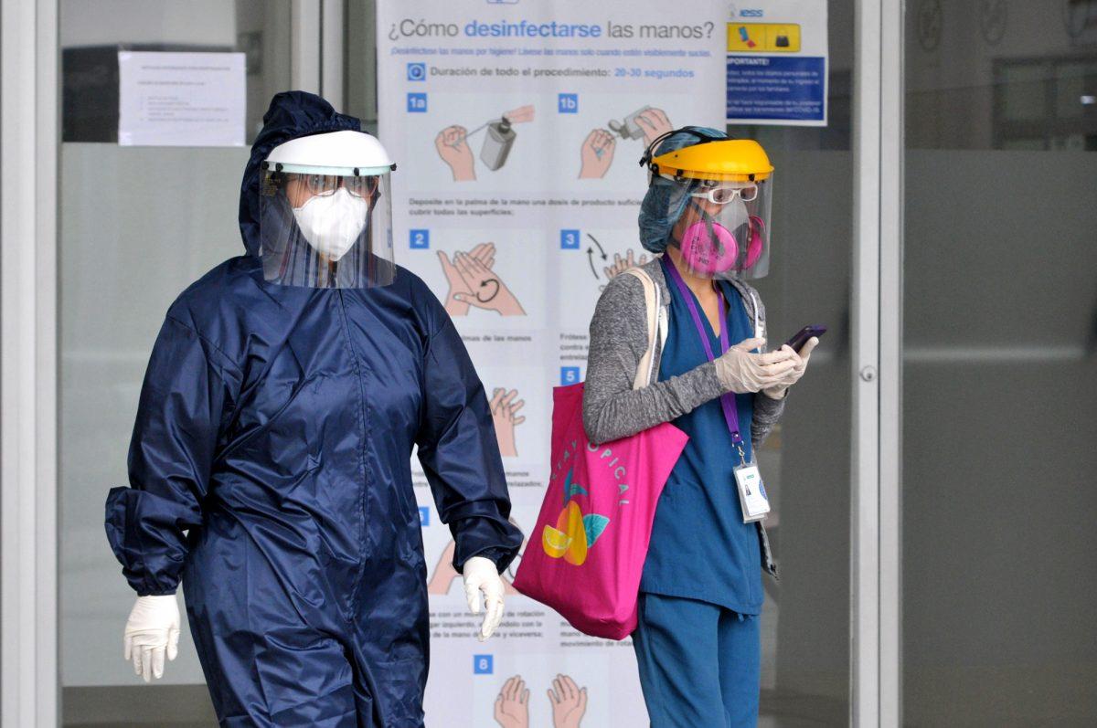 97.063 pacientes se han recuperado del Covid-19 y 16.976 han sido dados de alta hospitalaria en Ecuador