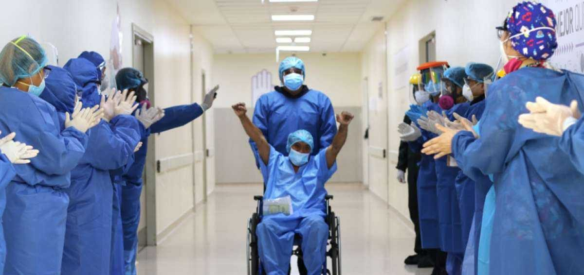 91.242 pacientes se han recuperado del Covid-19 y 16.447 han sido dados de alta hospitalaria en Ecuador
