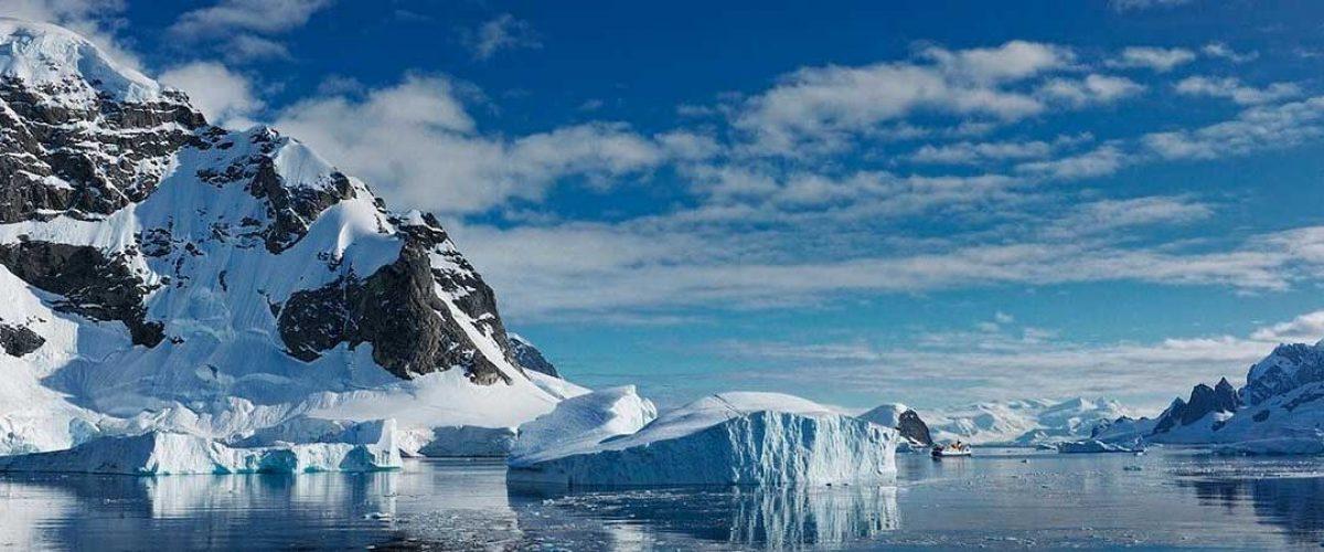 Detectan actividad sísmica inusual en la Antártida con más de 30.000 sismos