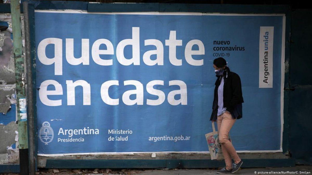 En Argentina  prorrogan hasta el 31 de enero las medidas de urgencia por el coronavirus