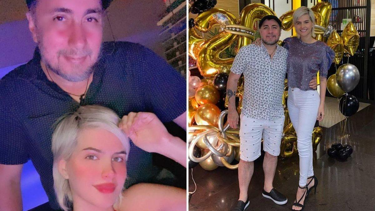 "FOTO | ""Casi te pierdo"": Arianna Mejía ayudó a Troi Alvarado tras asfixiarse con pizza"
