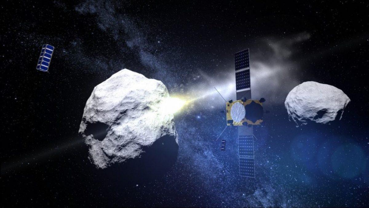 ¡ATENCIÓN! Dos jóvenes de colegio descubren asteroide que se dirige a la Tierra