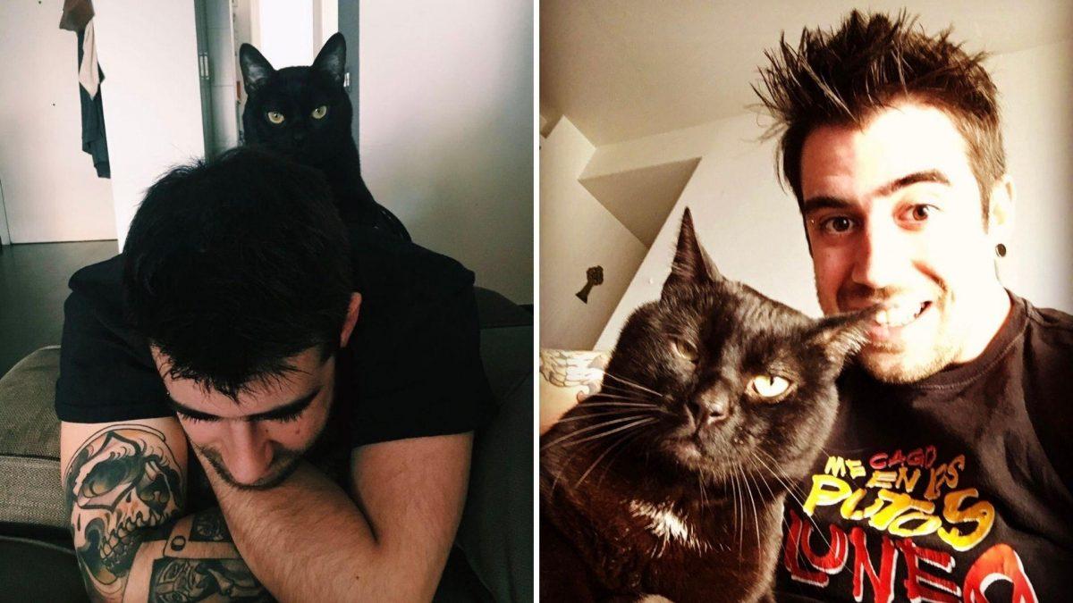 """""""Estoy desolado"""": 'Auronplay' anuncia la muerte de 'Don Gato'"""