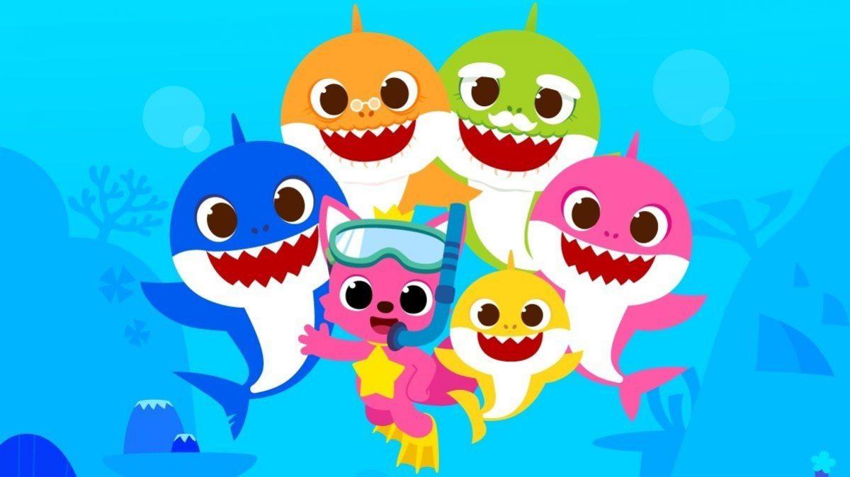 """""""Baby Shark"""" devora los récords y es el video más visto de YouTube"""