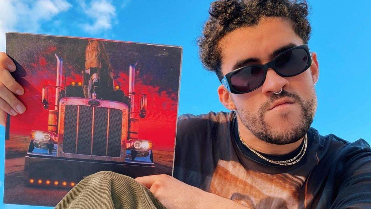 Bad Bunny se corona como 'rey' de Spotify en 2020: Es el artista más escuchado