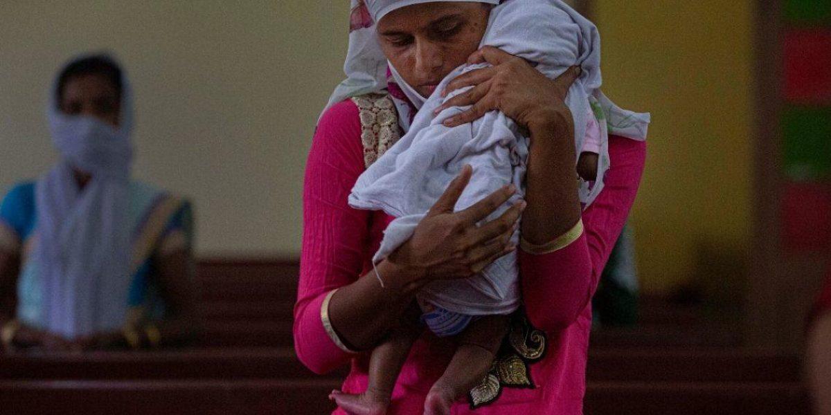 10 bebés mueren en un incendio en una maternidad de India