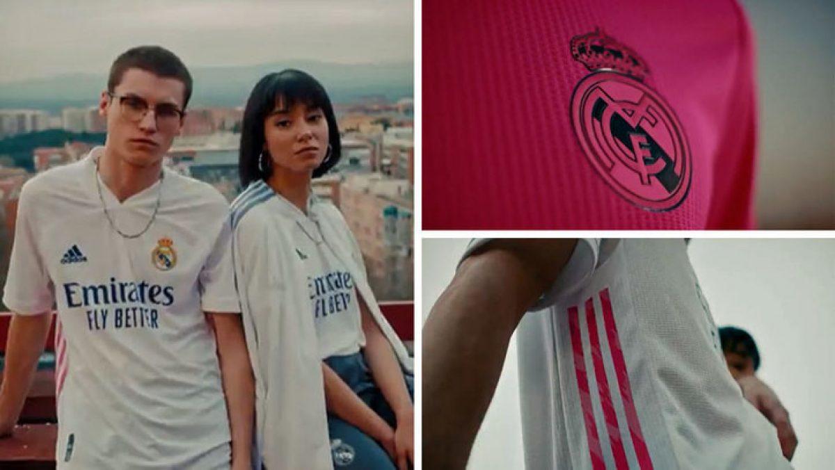 FOTOS   Real Madrid presenta la camiseta de la temporada 2020-21