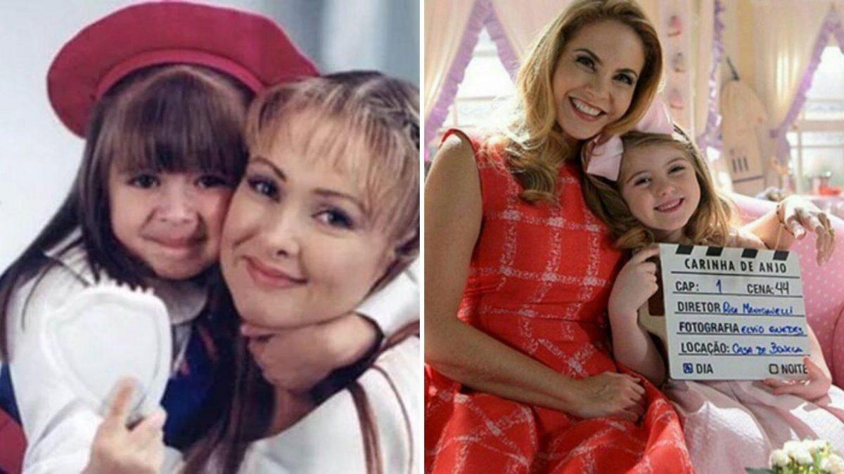 Lucero en el remake de 'Carita de Ángel' que verás por TC Televisión