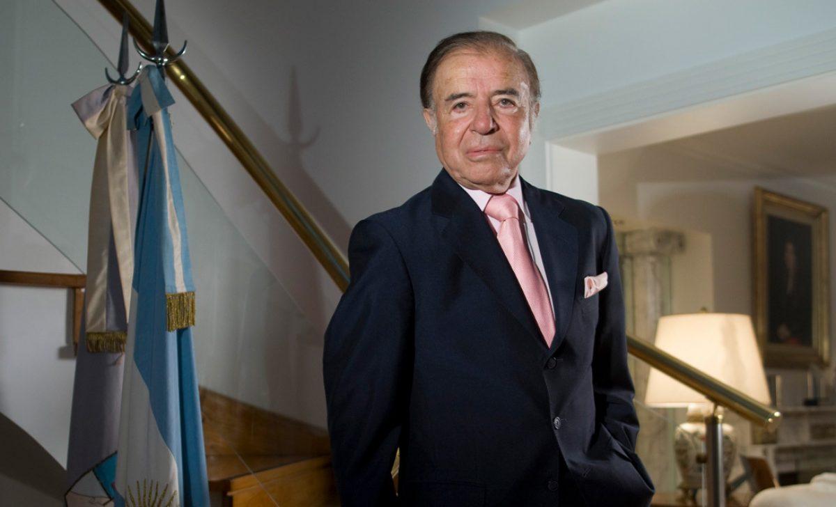 Fallece Carlos Menem, el primer presidente peronista de la democracia argentina