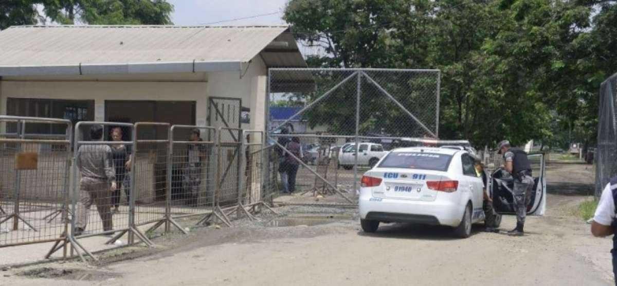 Nuevo amotinamiento en la cárcel de Guayaquil