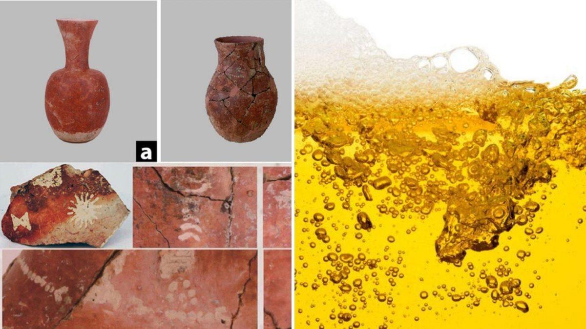 Hallan evidencias de que en China bebían cerveza hace 9.000 años