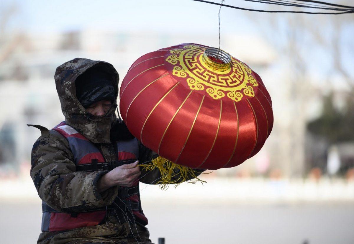 China refuerza las restricciones a medida que se acerca el Año Nuevo chino