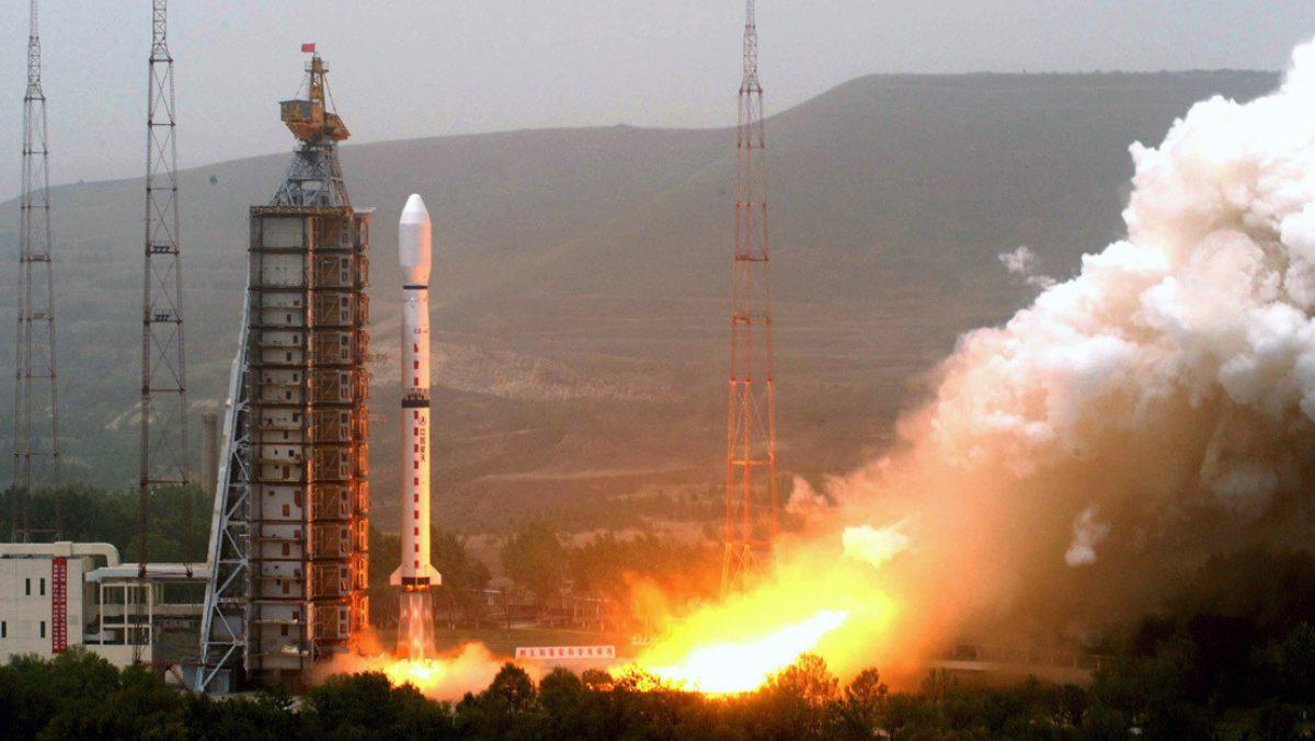 Se prevé un choque entre un satélite ruso y un cohete chino