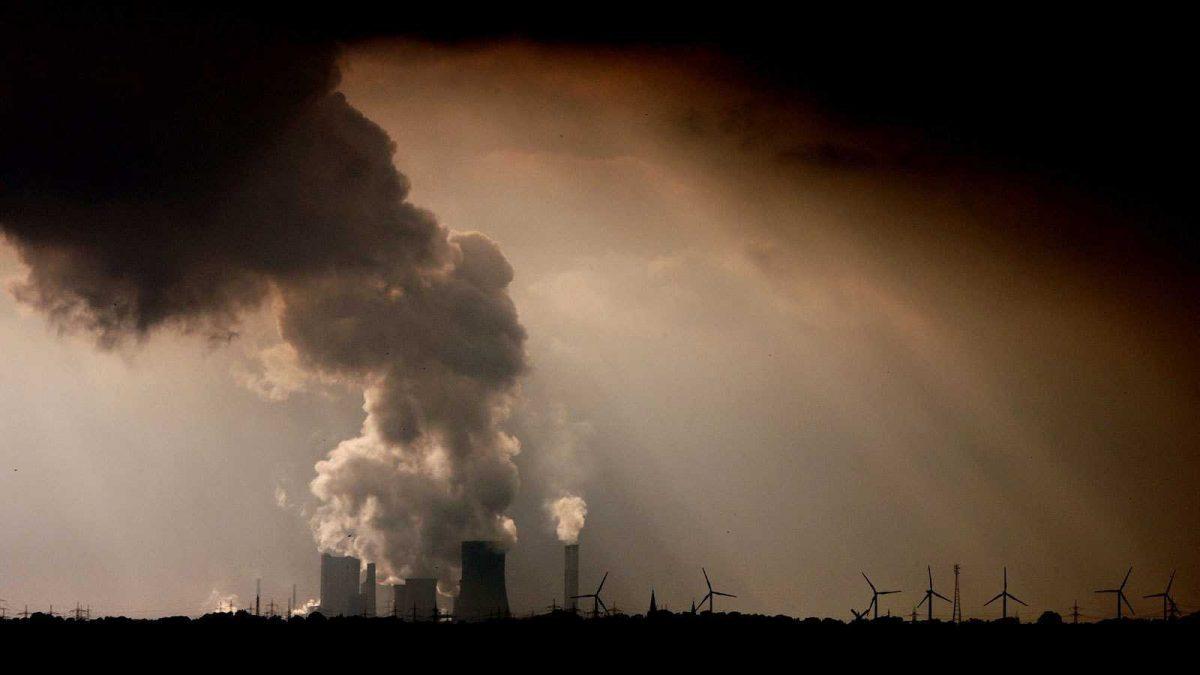 Concentración récord de CO2 en la atmósfera pese a confinamientos por covid-19