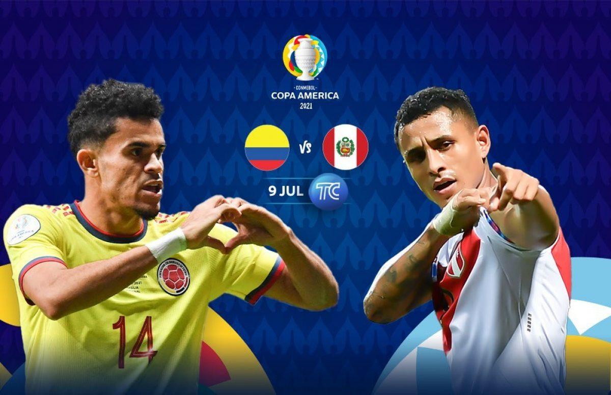 Colombia y Perú jugarán por el tercer puesto de la Copa América