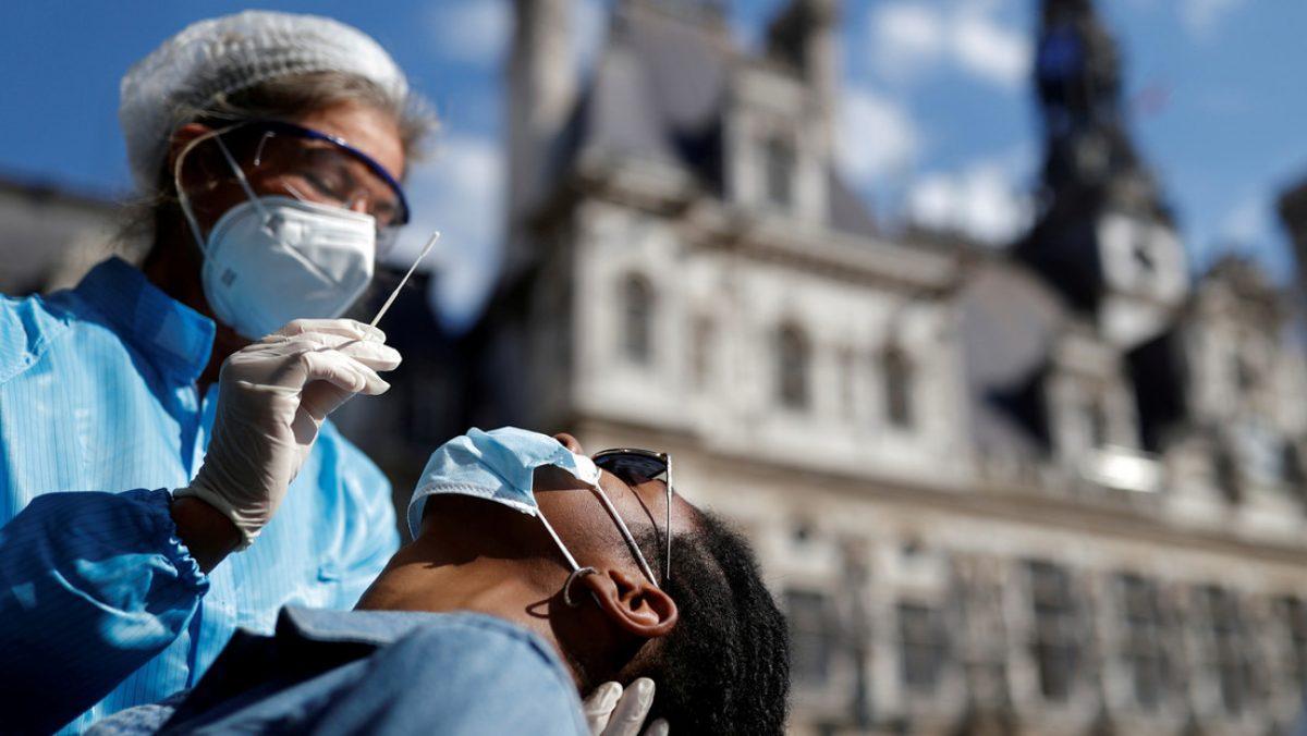 Reportan nuevas variantes de coronavirus a nivel mundial