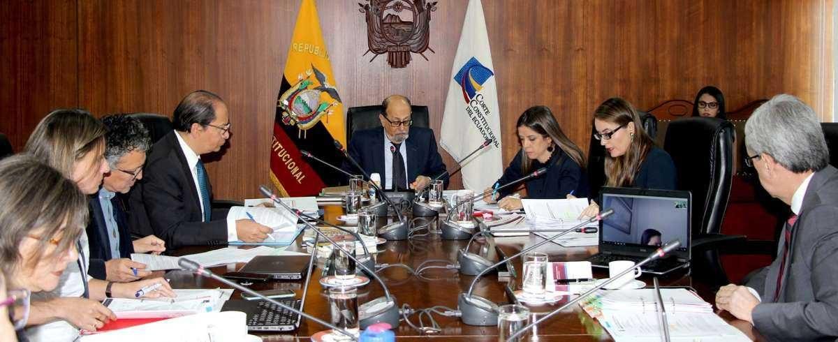 Corte Constitucional declara inconstitucionalidad del estado de excepción en Ecuador