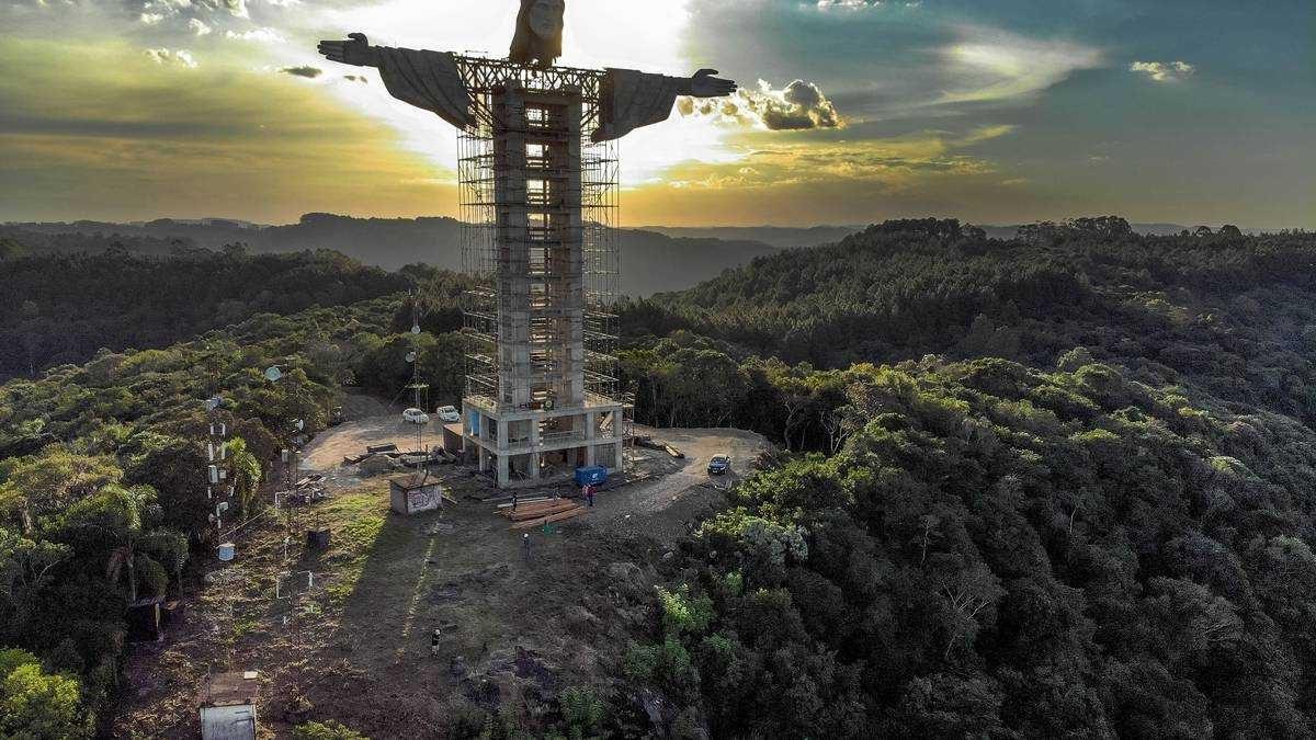 Brasil tendrá un nuevo Cristo gigante más alto que el de Rio de Janeiro