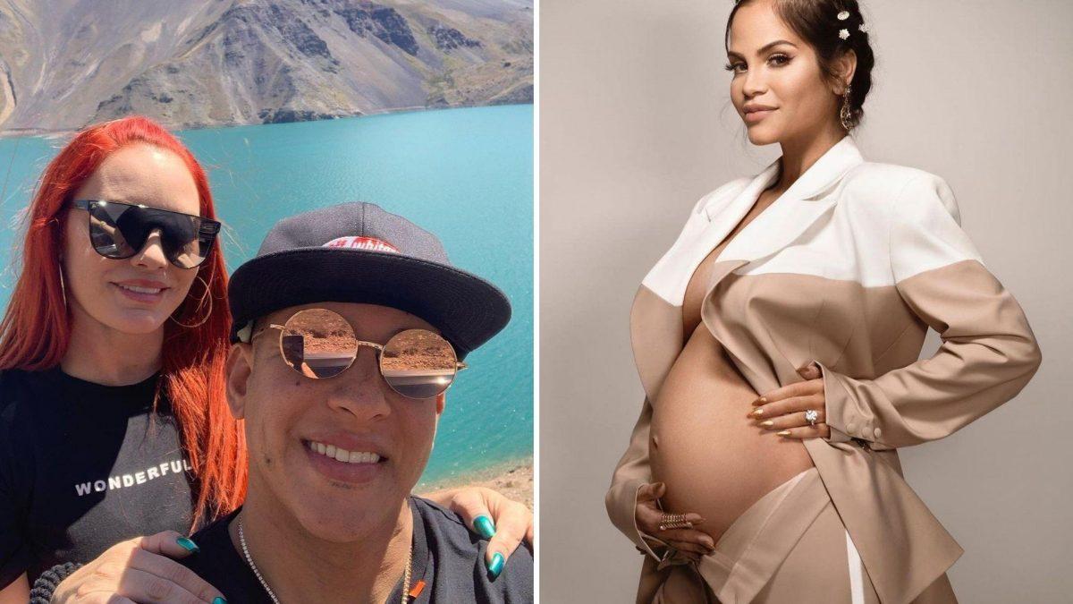 "Esposa de Daddy Yankee revela por ""error"" el sexo del bebé de Natti Natasha"