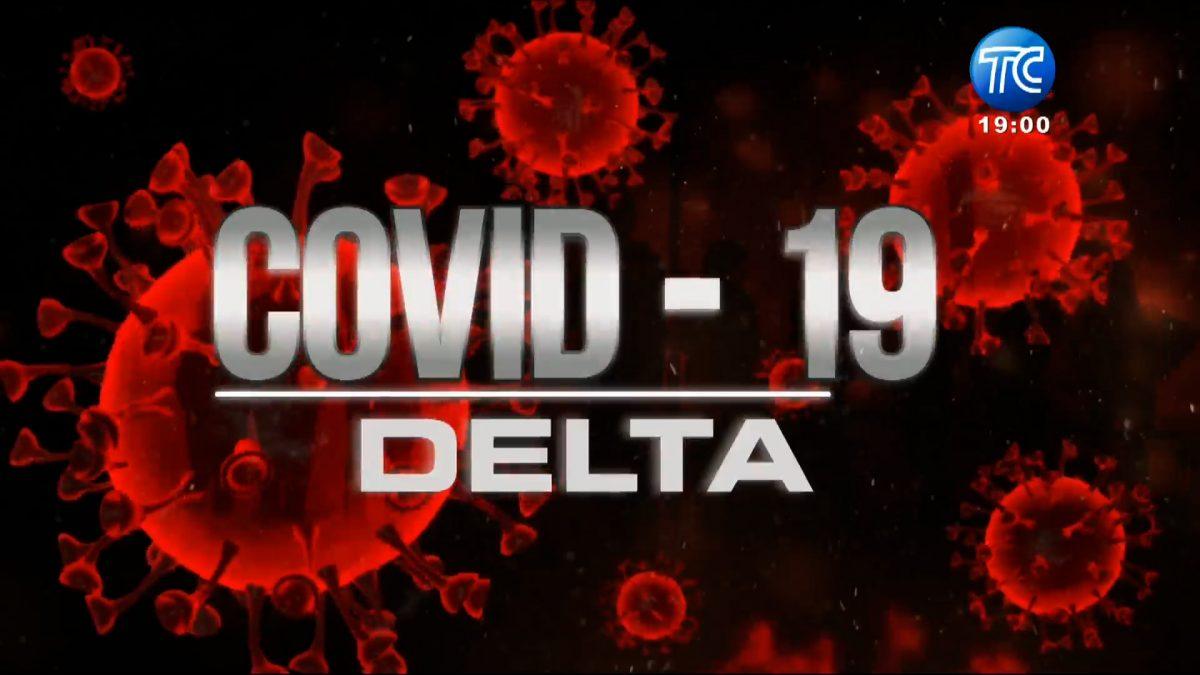 Las autoridades sanitarias de EE UU advierten de que la variante delta es tan contagiosa como la varicela