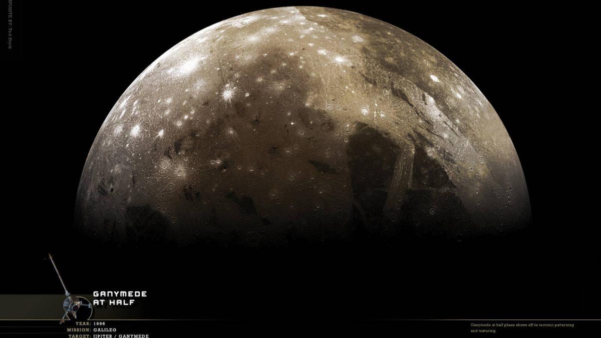 VIDEO | La NASA detectó por primera vez una señal de radio procedente de Ganimedes, luna de Júpiter