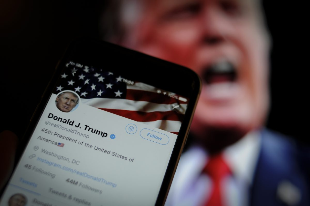 Twitter suspende la cuenta de Donald Trump permanentemente