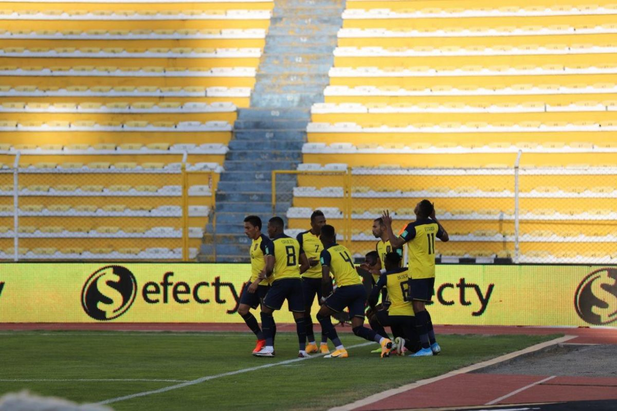 "Ecuador, un triunfo de altura: ""La Tri"" gana 3-2 ante Bolivia"