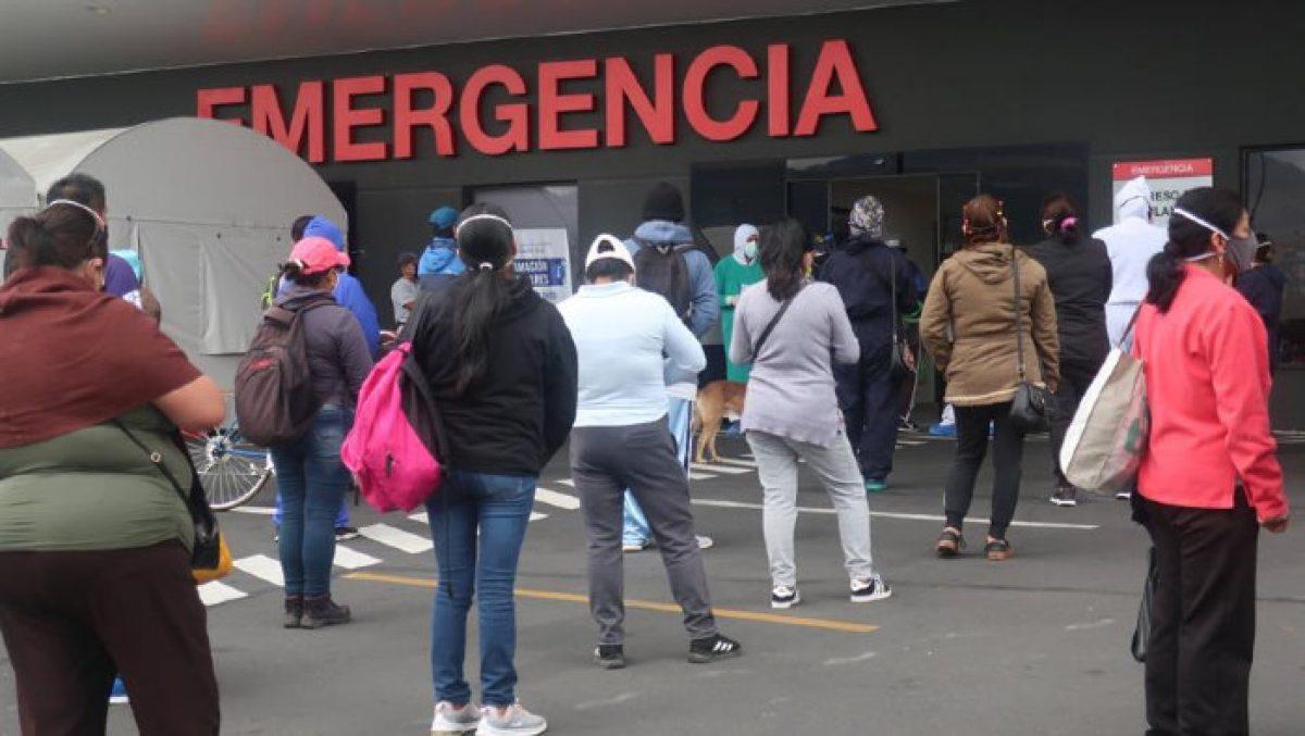 Ecuador registra 3.060 nuevos casos positivos de COVID-19 en las últimas 24 horas