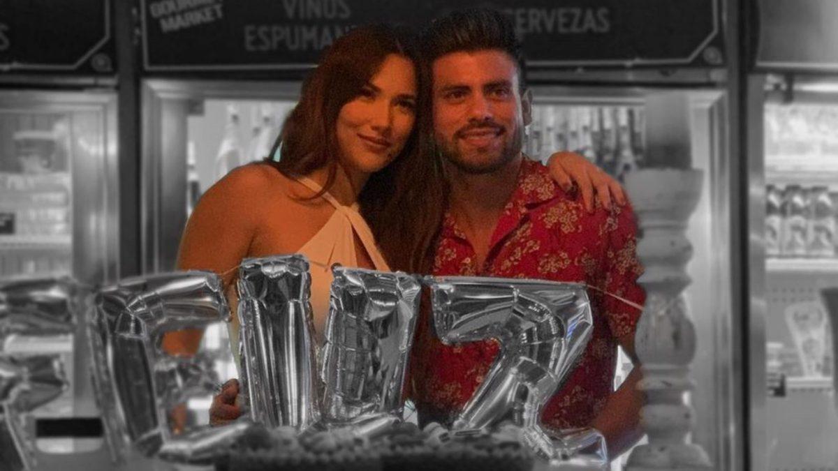 Así recordó Alejandra Jaramillo a Efraín Ruales en su cumpleaños 37