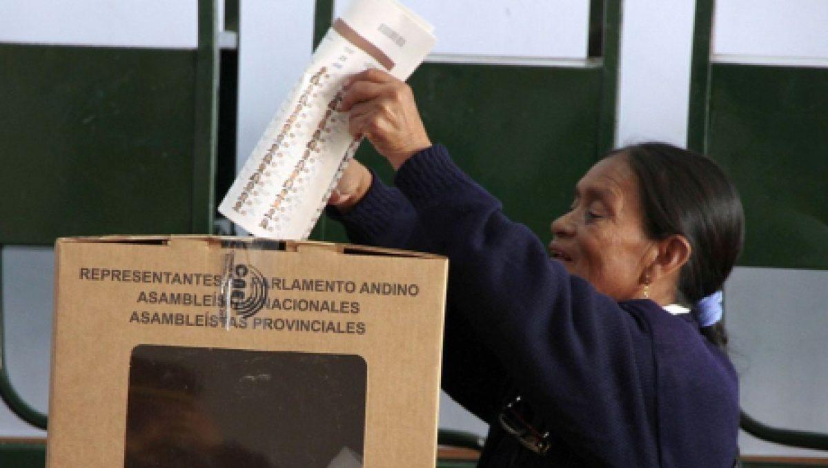 Elecciones Ecuador 2021: primera vuelta se podría postergar