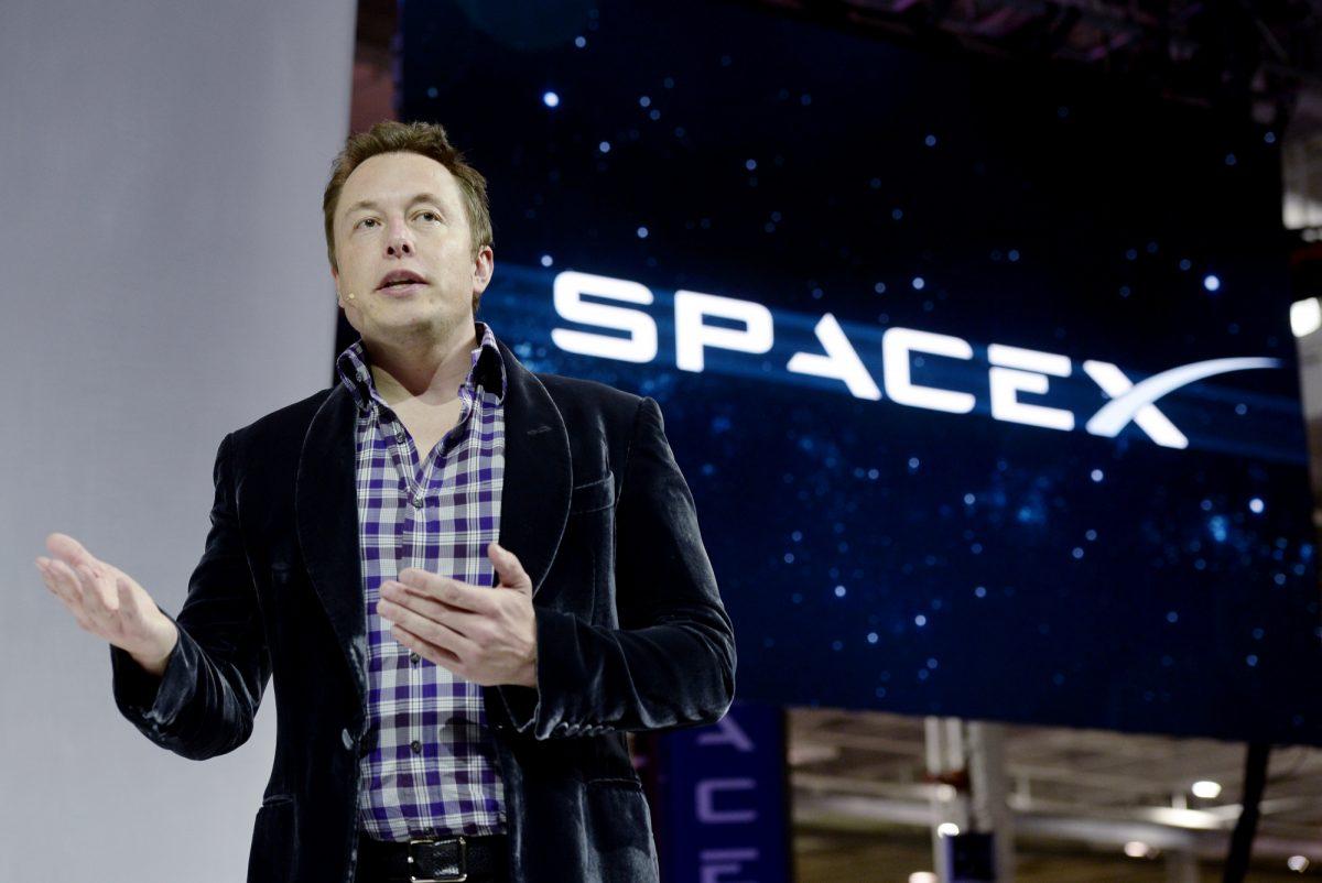 Elon Musk podría tener covid-19