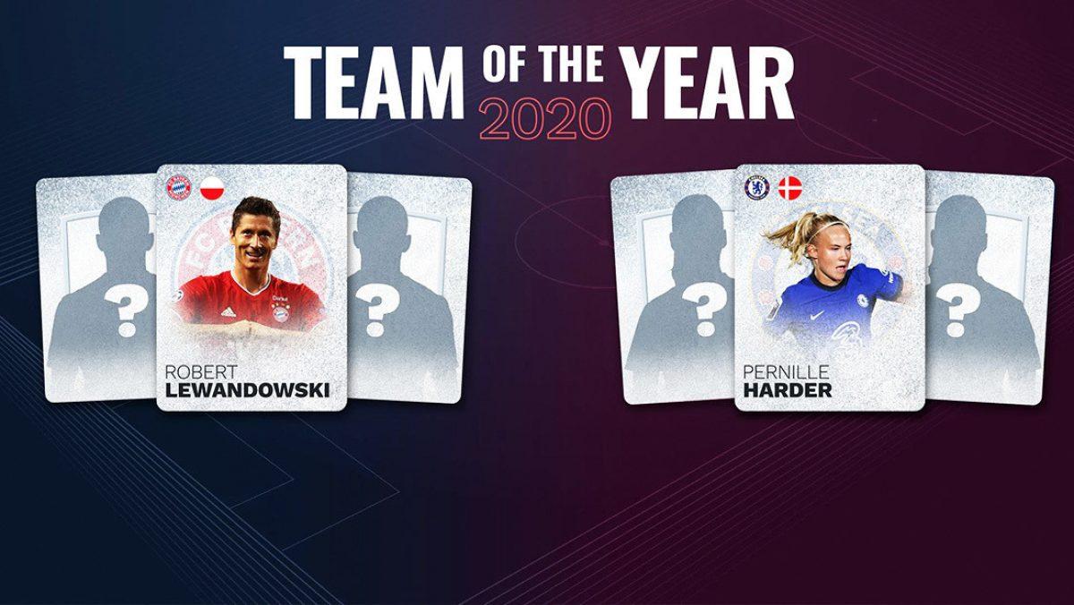 La UEFA anuncia su Equipo del Año 2020