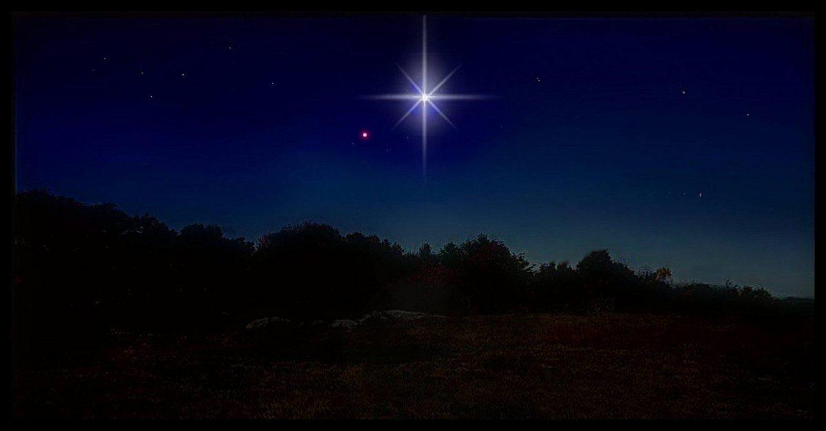 Ecuatorianos podrán ver la 'Estrella de Belén' antes de Navidad
