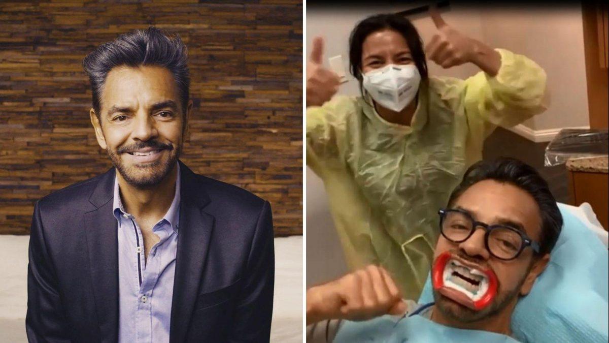 En el dentista: así se enteró Eugenio Derbez que ganó su primer Emmy en Español