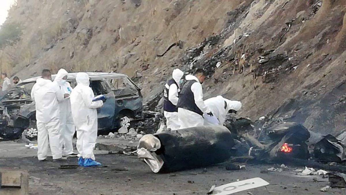 VIDEO: Momento exacto de la explosión del camión de combustible en México que ha dejado 14 muertos