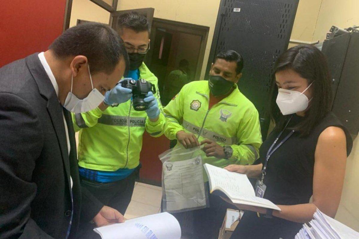 Fiscalía informó sobre una nueva investigación por peculado en el hospital de IESS en Guayaquil