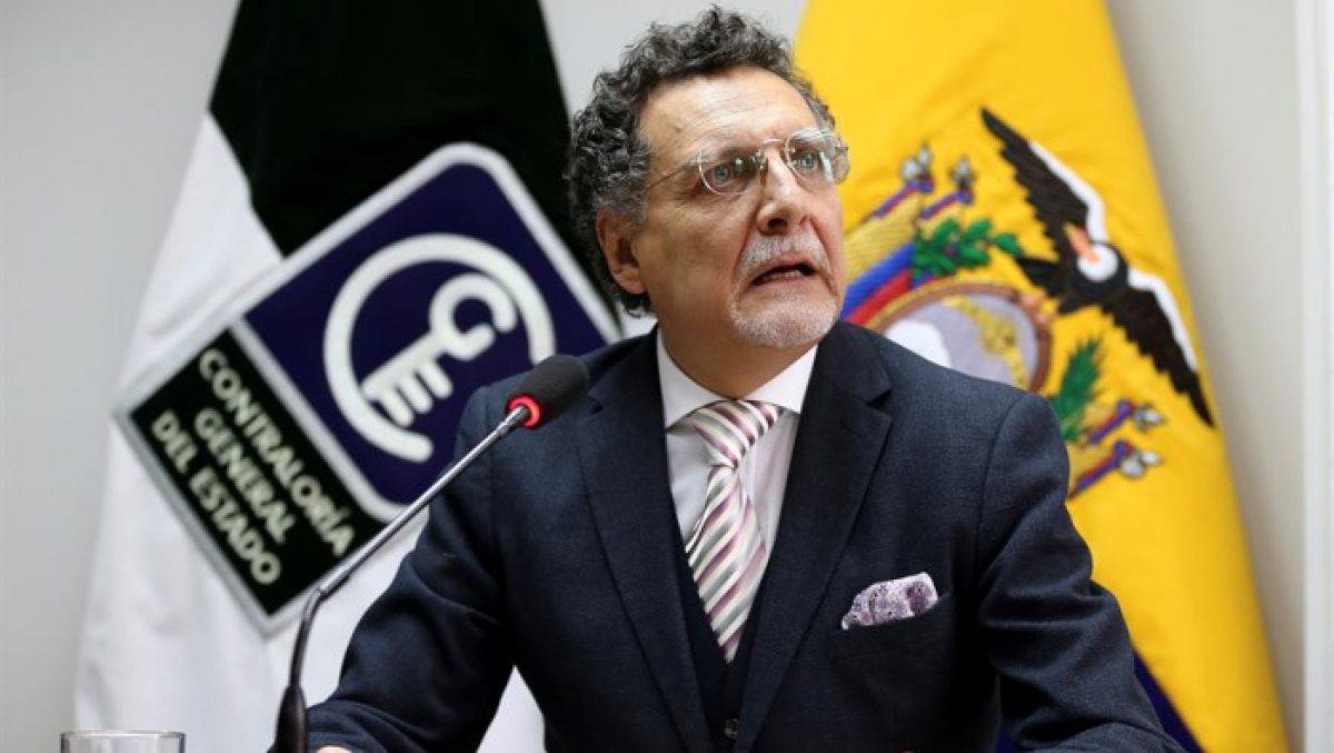 Pablo Celi es dado de alta médica y vuelve a la cárcel en Quito