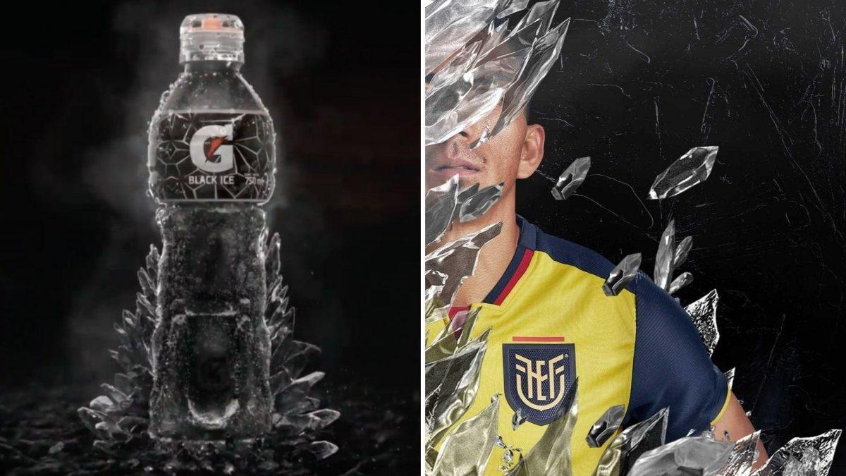 El camino a la grandeza de la Tri, impulsado por su hidratador oficial Gatorade® y su nuevo sabor: Gatorade® Black Ice
