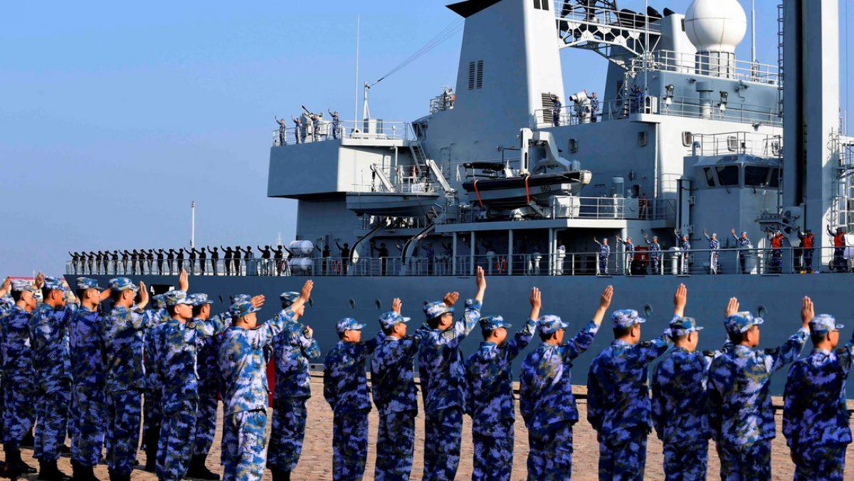 VIDEO   Presidente de China ordena al Ejército centrarse en la preparación para la guerra