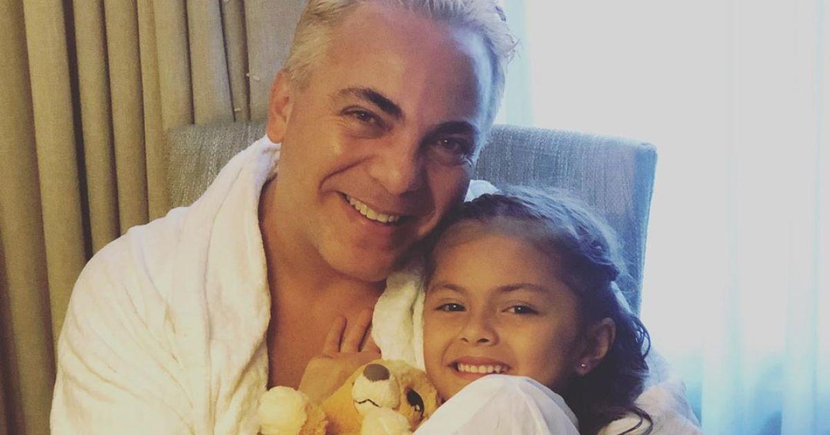 VIDEO: La hija menor de Cristian Castro heredó su talento musical