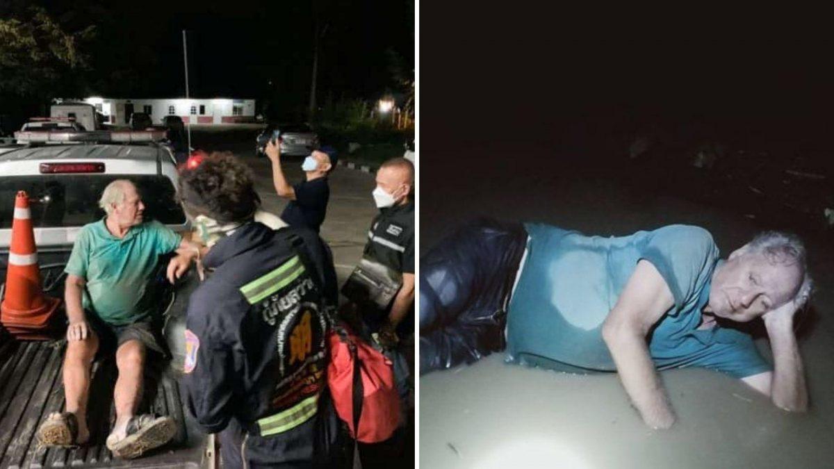 Hombre salió a beber cervezas y terminó perdido 4 días en una jungla
